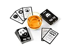 Idea Regalo - DENKRIESEN tippsy - The Iconic Drinking Game - *Waterproof* *Party Game*