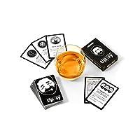 tippsy-THE-ICONIC-DRINKING-GAME-Trinkspiel-auf-englisch-waterproof-party-game DENKRIESEN tippsy – The Iconic Drinking Game – Trinkspiel auf englisch – *Waterproof* *Party Game* -