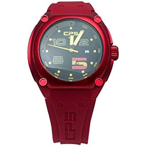 Reloj CP5 selección española, caucho rojo