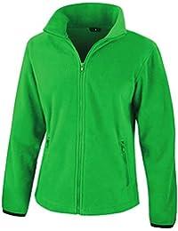 Result Damen Core Fashion Fit Fleece-Oberteil/Fleecejacke