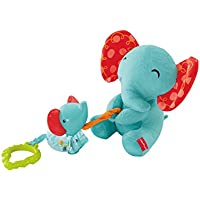 Fisher Price CDN53 - Elefantino, 3 in 1 - Fisher Price Fogli