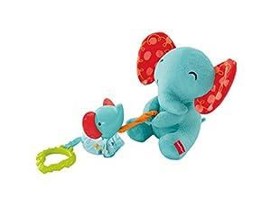 Infant - Elefantito para Actividades Fisher-Price (Mattel CDN53)