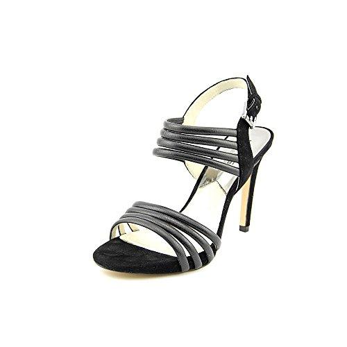 Michael Michael Kors Cameron Sandal Donna US 10 Nero Sandalo