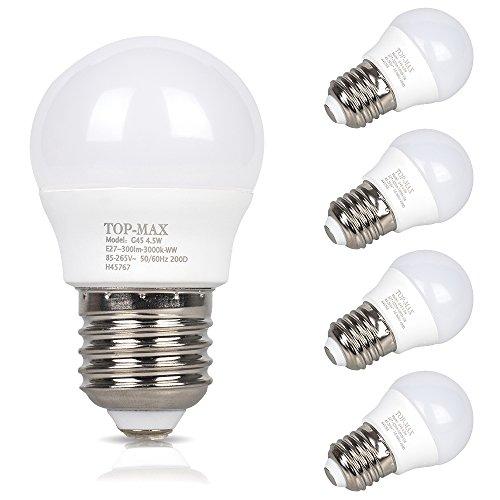 pack-of-4-45w-globe-golf-ball-led-bulb-e27-edison-screw-energy-saving-lamp-light-non-dimmable-3000k-