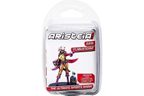 Aristeia! - Gata Flibusteira
