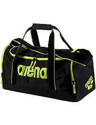 Arena Spiky 2 Medium Borsa Sportiva, Unisex adulto, Giallo (Fluo Yellow), Taglia Unica