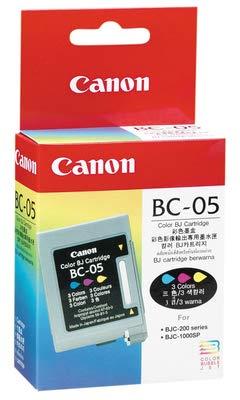 Canon 0885A003 InkJet Cartridge, Works for BJC 240L, BJC 250, BJC 255 by Canon (English Manual)