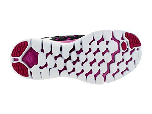 NIKE Femme Flex 2015RN Chaussure De Course à Pied Multicolore - Anthracite/Fuchsia/Pink Pow