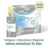 Epaplus Colágeno, Hialurónico, Magnesio 14 sobres de Peroxidos...