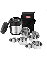 Milton Thermosteel Hot Meal Container Lunch Box