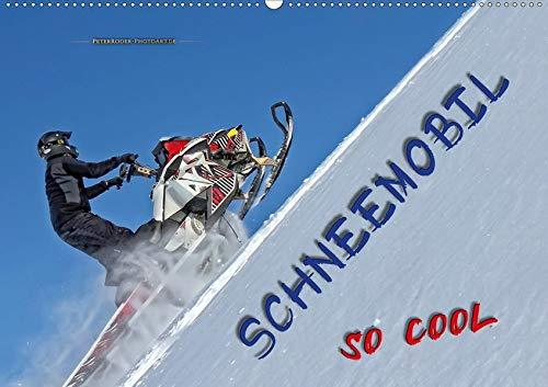 Schneemobil - so cool (Wandkalender 2020 DIN A2 quer): Schneemobil fahren - unbeschreibliches Fahrgefühl mit viel Suchtpotenzial. (Monatskalender, 14 Seiten ) (CALVENDO Sport)