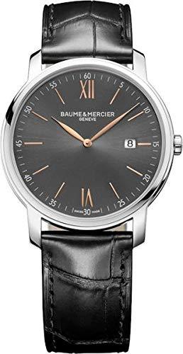 Baume&Mercier M0A10381 Reloj de Pulsera para Hombre