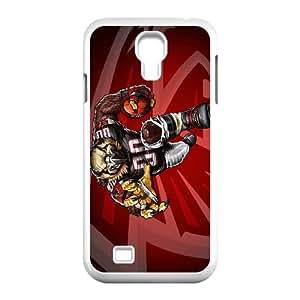 Atlanta Falcons Samsung Galaxy S4 9500 Cell Phone Case White 218y3-200675