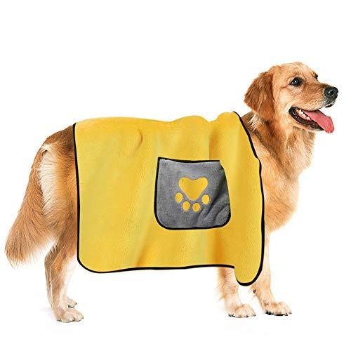 Zoom IMG-1 zellar asciugamano per animali accappatoio