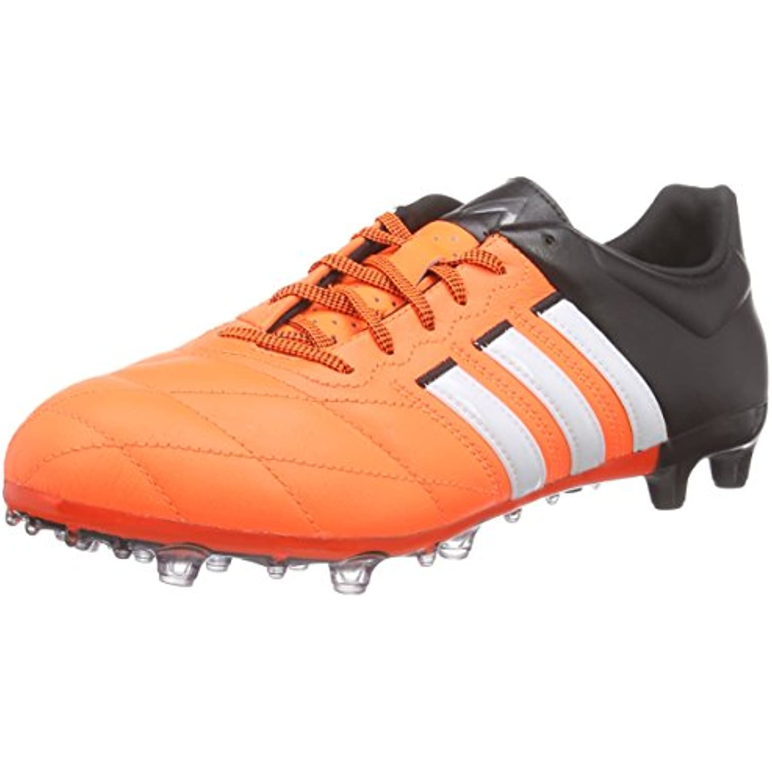 Adidas Ace15.2 FG/AG Leather, Chaussures de Football Homme - - - B016223L3M - 93ea55