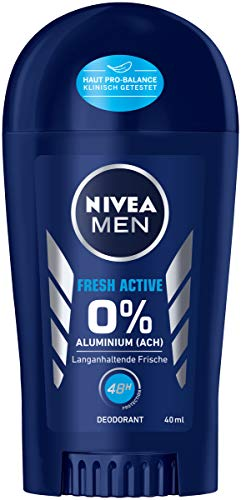 NIVEA Men Deo Stick Fresh Active, 40 ml