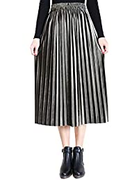 5eb8c9fc5c88 Suchergebnis auf Amazon.de für: Plissee Rock - Röcke / Damen: Bekleidung