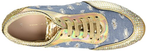 Tosca Blu Diaspro, Baskets Basses femme Or - Gold (ORO C98)