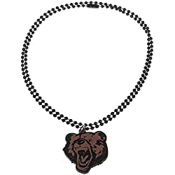 Good Wood NYC Men Accessories / Necklace NYC Micro Grizzly brown Standard size