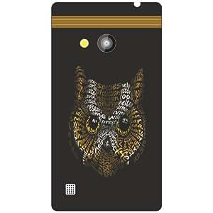 Nokia Lumia 720 animal print Phone Cover - Matte Finish Phone Cover