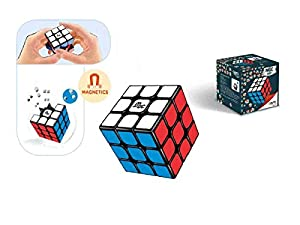 Cayro- Professional Speed Cube Magnetic Version 3X3, (8101YJ)