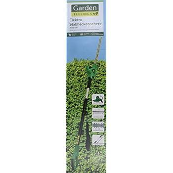 Heggenscharen Garden Feelings Elektro Stabheckenschere ITHS 500 Heckenschere 45 cm Teleskop