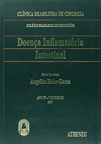 Cbc - V. 03 - Doenca Inflamatoria Intestinal (Em Portuguese do Brasil)