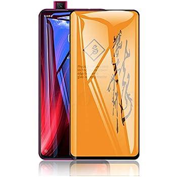 Jump Start Redmi K20 Pro Tempered Glass 11D Screen Protector High-Definition Full Coverage (Black) Anti-Scratch [Anti-Fingerprint] 11D for XIAOMI REDMI K20/ K20 PRO