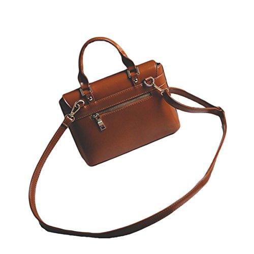 KYFW Womens Fashion Eidechsenmuster Kleine Quadratische Tasche Gürtelschnalle Kette Schulter Twill Oblique Gezeiten Tasche C