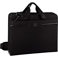 "Wenger/SwissGear 601598 14"" Maletín Negro maletines para portátil - Funda (Maletín, 35,6 cm (14""), 1,2 kg, Negro)"