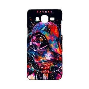 BLUEDIO Designer 3D Printed Back case cover for Samsung Galaxy A3 - G0426