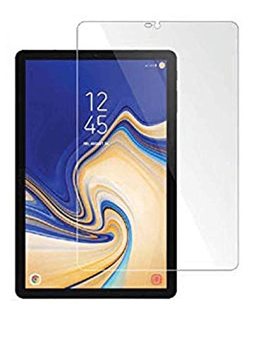S Design Tablet Tempered Glass Screenguard for Samsung Galaxy Tab A (2018)(SM -T590/T595) 10.5\