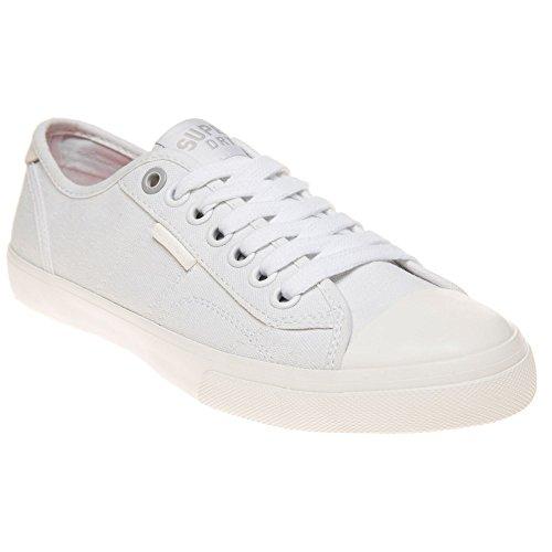 Superdry Low Pro Sneaker Uomo Sneaker Bianco