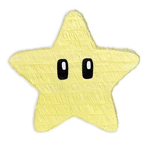 Pinata Happy Star, 46cm x 43cm (Eine Piñata Kaufen)
