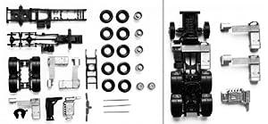 Herpa - 083 539 - Tractor chasis Man TGX / TGS-axial 3-2 Habitaciones