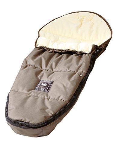 Preisvergleich Produktbild Gesslein 716316000 Fußsack Sleepy, cappuchino