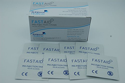 fastaid-70-pr-injection-alcool-lingettes-pour-lectronique-tampons-tatouage-imbibs-50pices