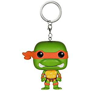 FunKo Pocket POP Keychain TMNT Michelangelo
