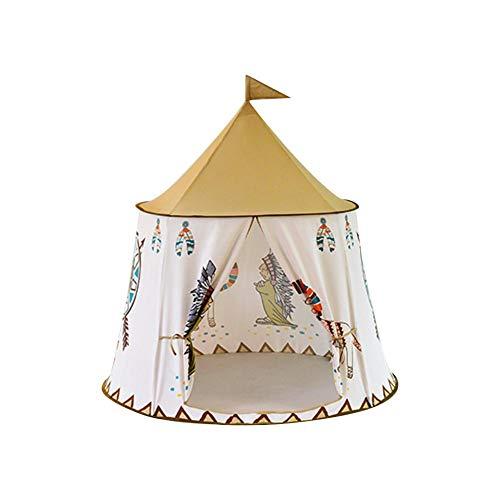Miju Tente De Jeu pour Enfants, Tente De Jeu Intérieure Et Extérieure, Tente De Camping pour Enfants, Cabane De Bébé