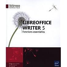 LibreOffice Writer 5 - Fonctions essentielles