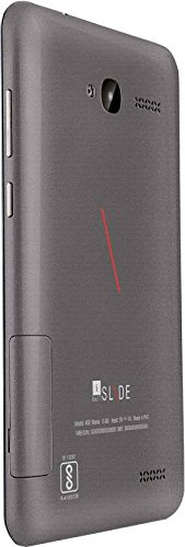 iBall Slide 4GE-Mania Tablet (8GB, 7 Inches, WI-FI) Coffee Gray, 1GB RAM Price in India