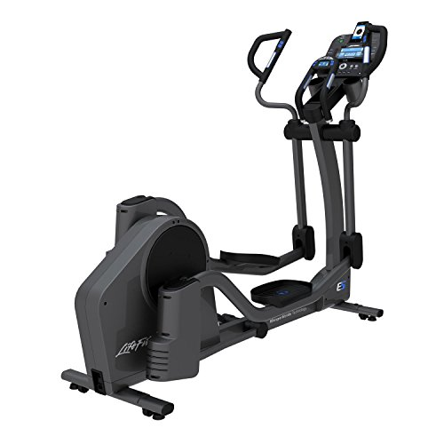 Life Fitness E5 Elliptical Trainer with Track Plus Console