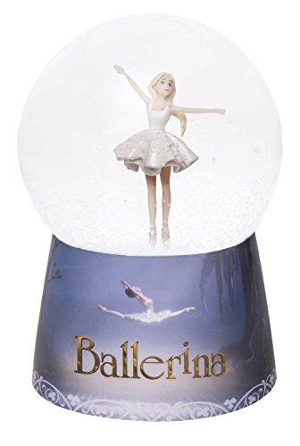 Trousselier Ballerina-Musical Snow Globe