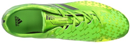 adidas Predator Absolado LZ Traxion AG, Chaussures de football homme Vert (ray green f13 / black 1 / electricity)
