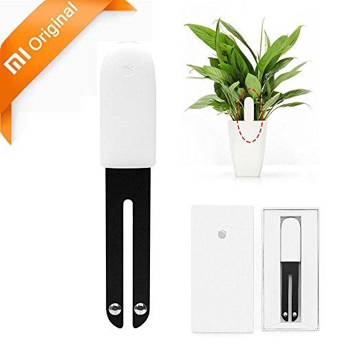 Original Xiaomi Mi Plant Flower Care Europäische Version Echtzeit Sensor für Innen und Außenbereich , Wasserdicht ,Bodenfruchtbarkeit, -Feuchtigkeitsgrad, Licht und Temperatur.