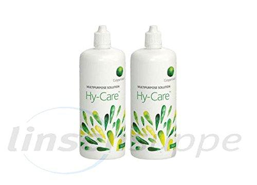 CooperVision Hy-Care - Kontaktlinsenzubehör, 1er Pack (1 x 720 ml)