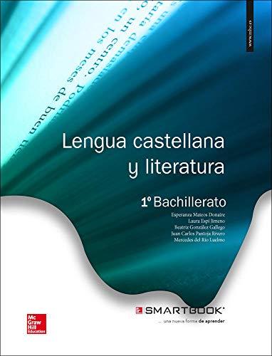 Lengua Y Literatura Bachillerato 1 - Edición 2015 (+ Smartbook)