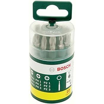 25... NEW Bosch Power Tools Accessories 2607019676 Mini X-Line Screwdriving Set