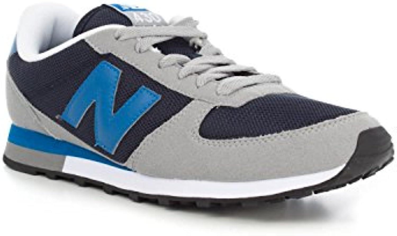 Zapatillas New Balance 430 Gris  Zapatos de moda en línea Obtenga el mejor descuento de venta caliente-Descuento más grande