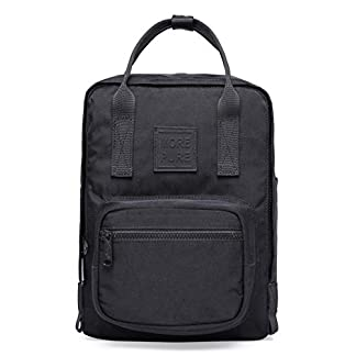 41hnrG7tf3L. SS324  - MOREPURE Mini Bolso Mochila pequeño, Cabe un iPad de 10 Pulgadas, 30x22x12,6 cm